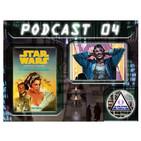 El Podcast de La Biblioteca del Templo Jedi 004