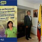 Elecciones Presidenciales de Ecuador 2017.Cónsul de Málaga y Candidata Asambleísta Alterna-CLANDESTINO 14/02/2017
