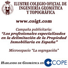 La segregación | Los profesionales especializados en la Delimitación de la Propiedad Inmobiliaria en España