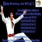 Elvis Presley; Del 80 al 1 (3ª parte)