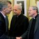 Reunión obispos con presidente Macri