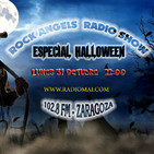 Rock Angels Radio Show - HALLOWEEN SPECIAL