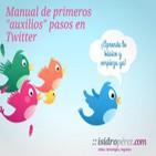 """Manual de primeros """"auxilios"""" pasos en Twitter en el Podcast de Tecnología de Cope Alicante"""