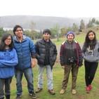 El mensaje de jóvenes líderes sobre justicia, paz y respeto a los territorios ancestrales