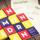 Mondrian para niños