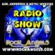 Rock Angels Radio Show - 10 oct. 2016