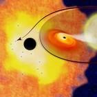 Enjambres de agujeros negros en nuestra galaxia