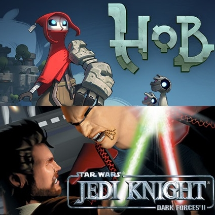 Guardado Rápido (2x07) HoB, Amnesia, Jedi Knight: Dark Forces II y Sorteo Neon Chrome