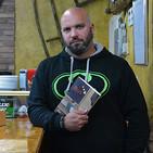 Entrevista a Álvaro Iranzo, autor de 'Sobre cristales rotos' (Esdrújula Ed.)