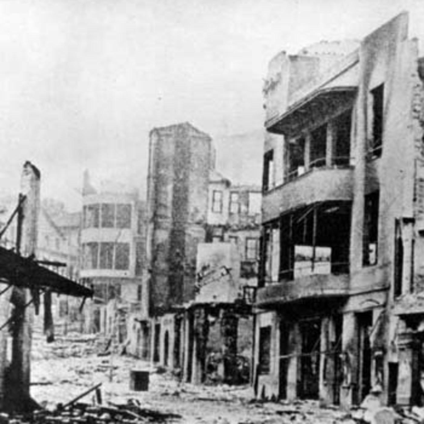 Reportero en el tiempo rne jorge abad el bombardeo de - El tiempo en guernika ...