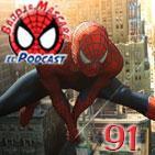 Spider-Man: Bajo la Máscara 91. Spider-Man 2 (2004).
