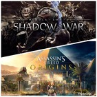 ZGP 22: Análisis Assassin's Creed: Origins y Middle-earth: Shadow of War