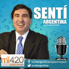 12.01.18 SentíArgentina.Seronero/Santos.FITUR18Madrid/Nahuel Escobar.Tango/Colón-Artesanias/Dra Toledo-MonteHermoso