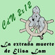 CdN 2x12 - La extraña muerte de Elisa Lam (primera parte)