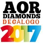 AOR DIAMONDS #123 Decálogo 2017