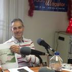 Entrevista sobre el programa de Navidad en Aguilar