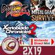 GR (2x19) Nintendo Labo, DB FighterZ, Metal Gear Survive, Xenoblade Chronicles 2 (Con Germilio de Ruta Jugona) + SORTEO
