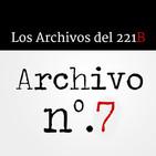 Los Archivos del 221B - Archivo Nº.7