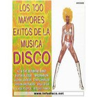 Los 100 mayores exitos de la musica disco