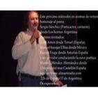 Aromas de versos 18 especial Sergio Sánchez