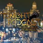 Tonight podcast SE01 EP14 GIL AGUDÍN & GENTE DEL MUNDO Y CIUDAD FANTASMA.