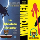Watchmen y Dark Knight Especial Comics
