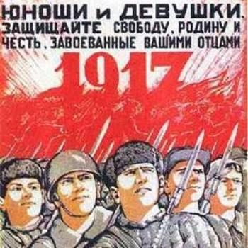 Centenario de la revolución rusa parte 01/05