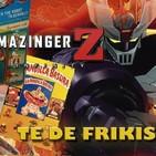 Te de Frikis 100 variado figuritas Mazinger, Pacific Rim Uprising, etc.
