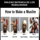 Maldad satanica de los islamicos