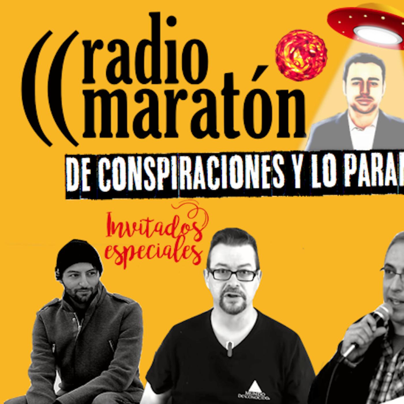 Lo mejor del maraton de la conspiraci n jl mundo for Cuarto milenio radio horario