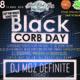 Blackcorb day nº 263 : DJ MOZ DEFINITE (chicago) & house party :kid ´nplay b.s.o.