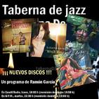 Taberna de JAZZ - 044 - Novedades discográficas: Susana Raya, Jorge Pardo, Leandro Perpiñan e Igor Tavan