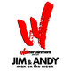 Jim & Andy / Man On The Moon