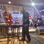 Segona part del concert de Max Schreiner-Geni Barry & Friends.