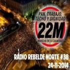 #38 Marchas de la Dignidad (29-N)