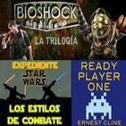 BIOSHOCK la saga, Ready Player One, Técnicas de combate Jedi