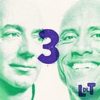 Jeff Bezos es el The Rock de Silicon Valley
