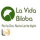 LVB75 Dra. Lorite ornitina kiwi vudú Fran Leal Paco de Benito Gershwin tecnología Transferine Doñana