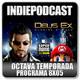 Indiepodcast 8x05 'Deus Ex Mankind Divided, trilogía BoxBoy!, Super Mario Run y especulaciones con Destiny2'