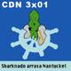 CdN 3x01 - Sharknado arrasa Nantucket