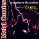 Metal Comics 2 - Vengadores Desunidos - Gantz 2