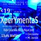 XperYmentaS_19. 18.04.23 Lluís Vallès. Entrev.+ live music +E.Circonite+M.Jordà.