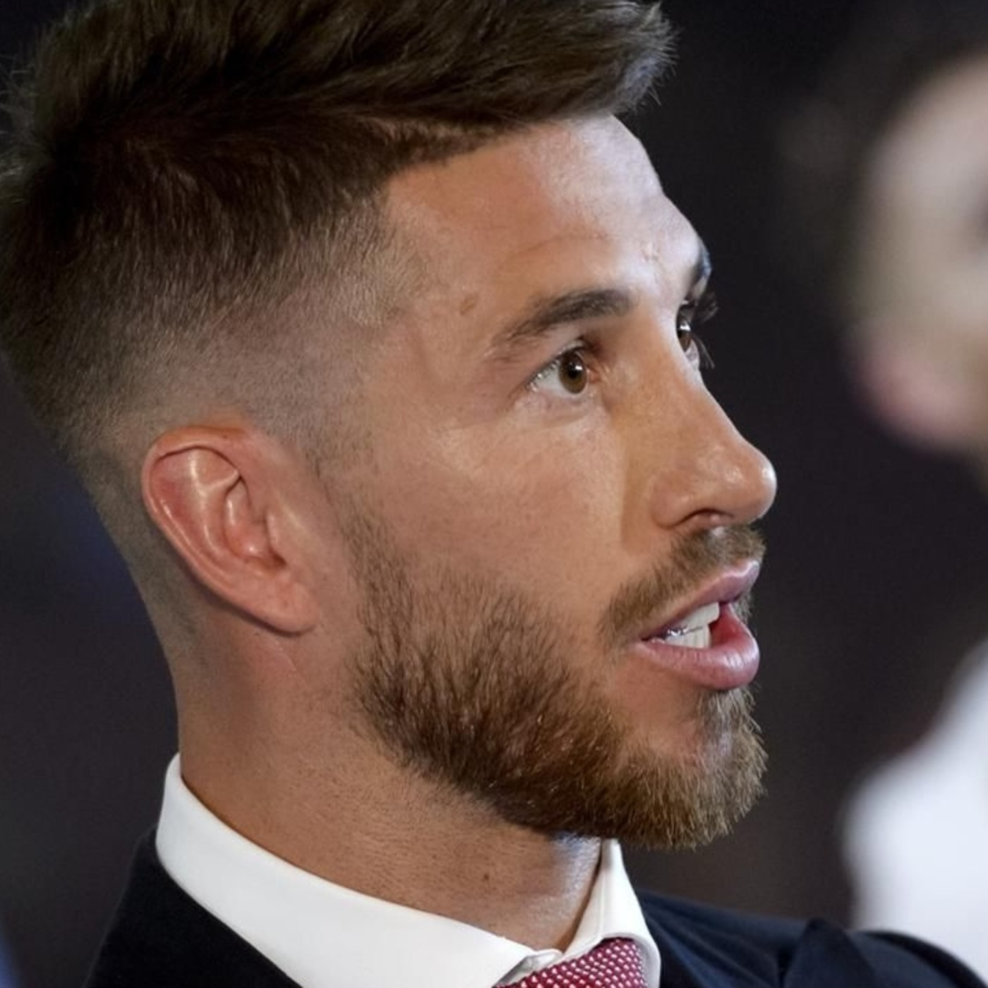 Sergio Ramos Haircut Tutorial Image Collections Haircut Ideas - Aguero haircut name