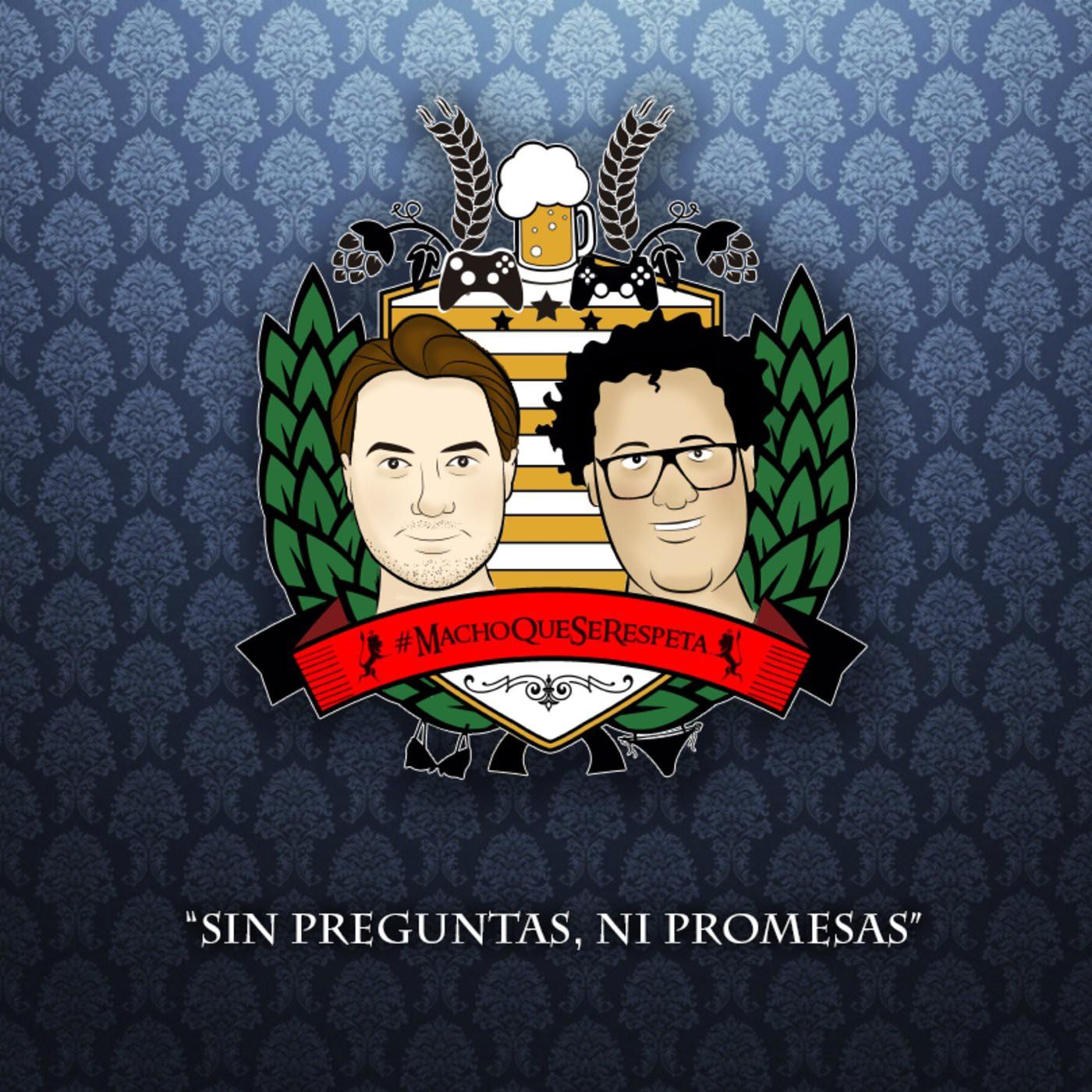 <![CDATA[Podcast de Macho que se respeta ]]>