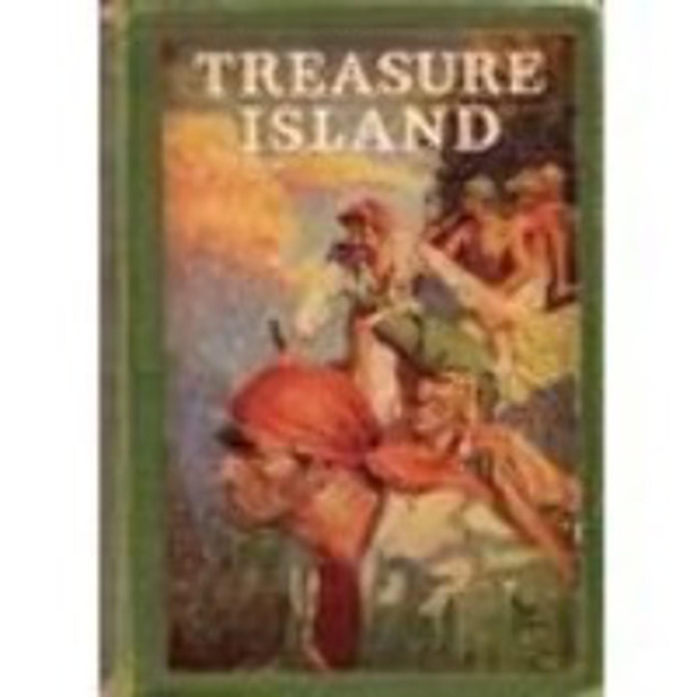 <![CDATA[La isla del tesoro]]>