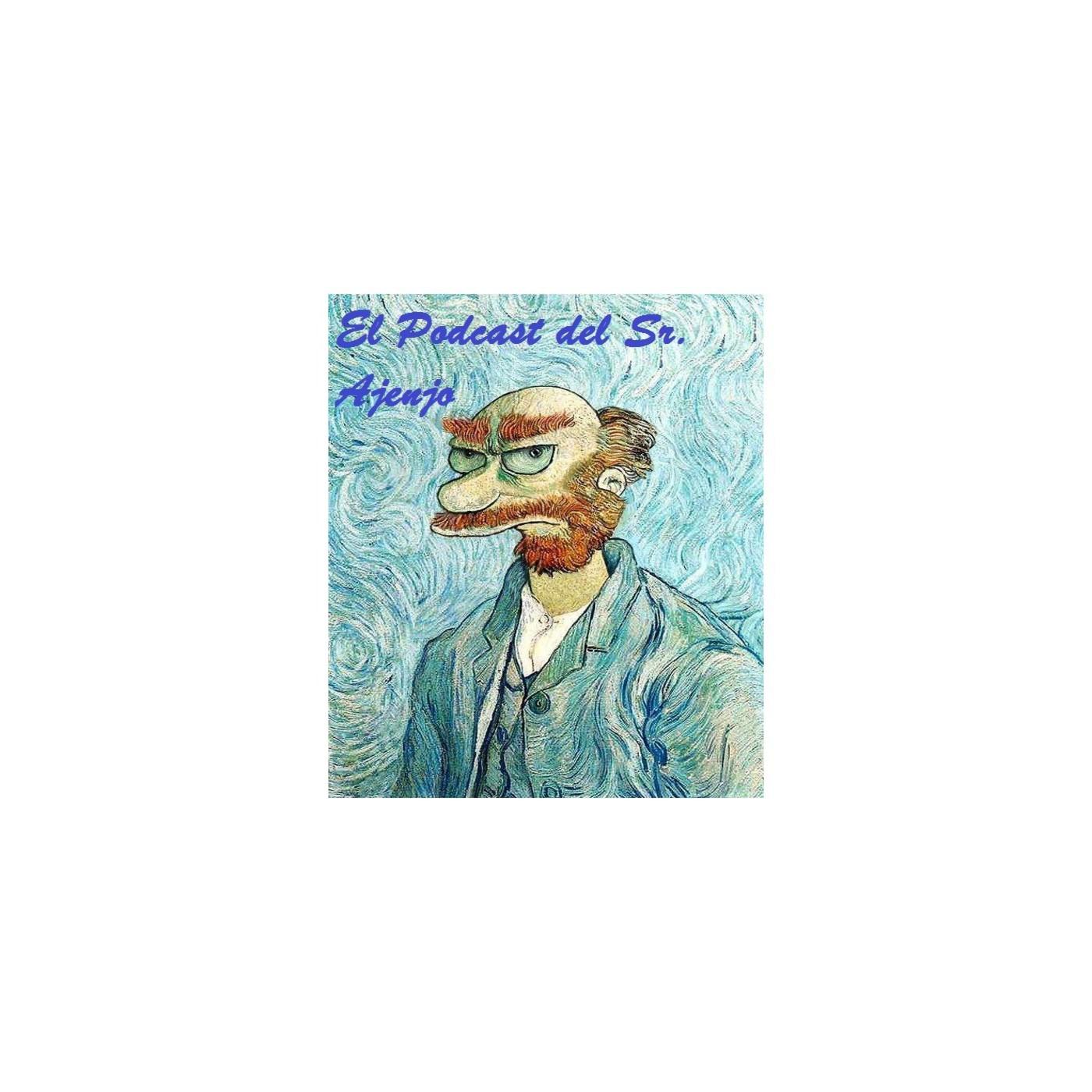 <![CDATA[Podcast del Sr. Ajenjo]]>