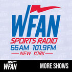 WFAN's Outside the Cage with Aljamain Sterling
