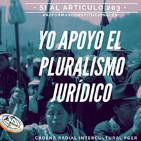 Si al Pluralísmo Jurídico