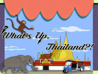 What's Up,Thailand? ?????? ? ??????? ?????????????????