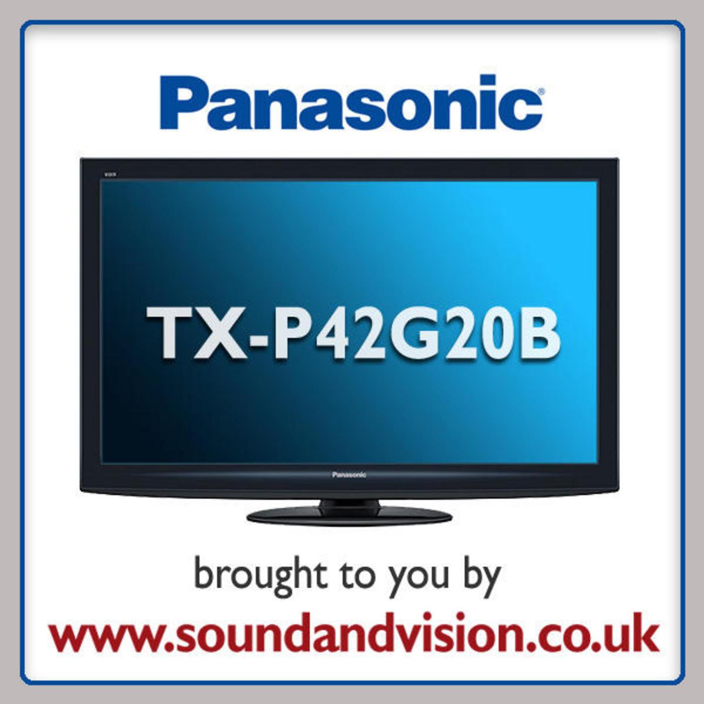 Panasonic viera tv 42 inch